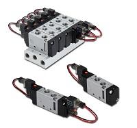 五口電磁閥 - ST2系列